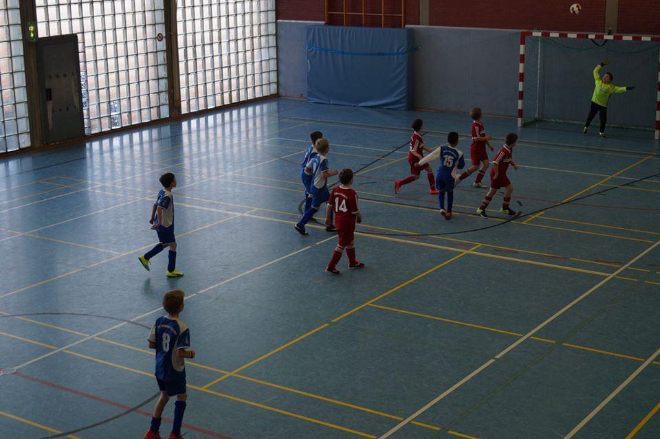 Fussball Hallenturniere