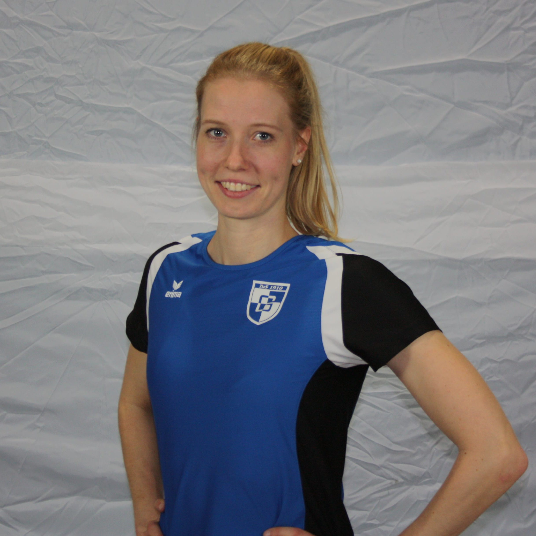 Fenja Gude TuS Germania Horstmar Leichtathletik Vorstand